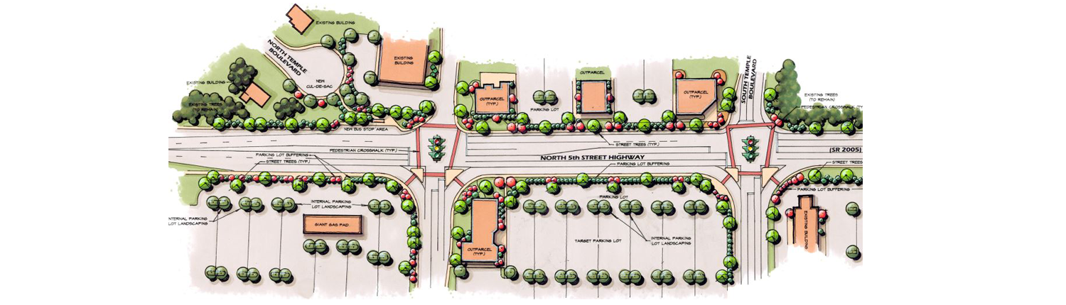 Berks Business Route 222 Redevelopment Study