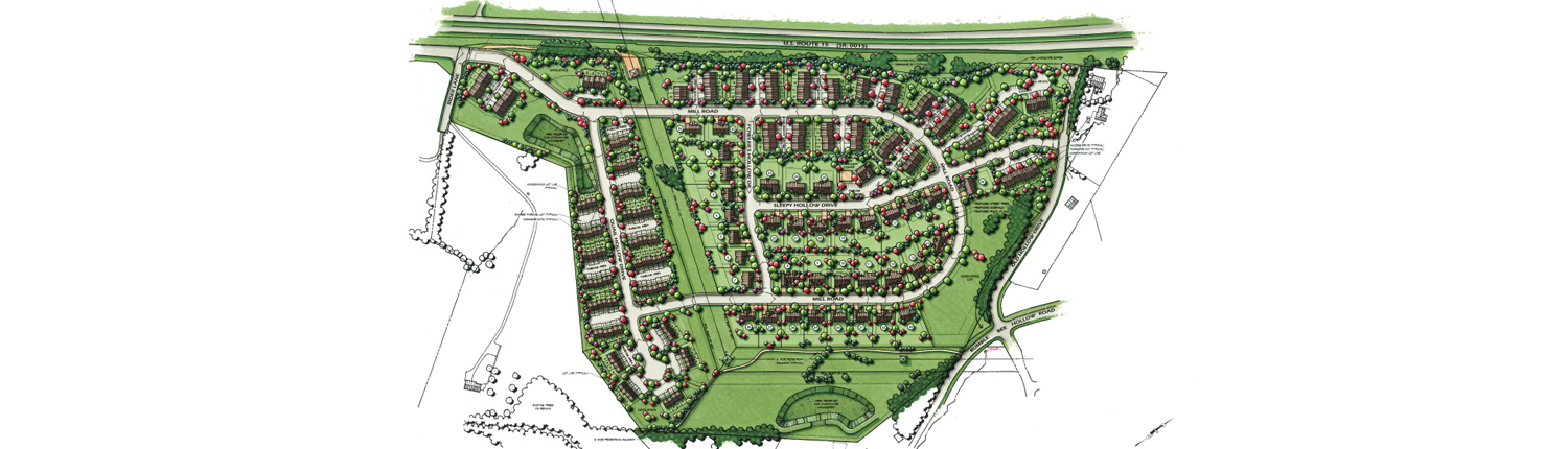Bumble Bee Hollow Residential Development