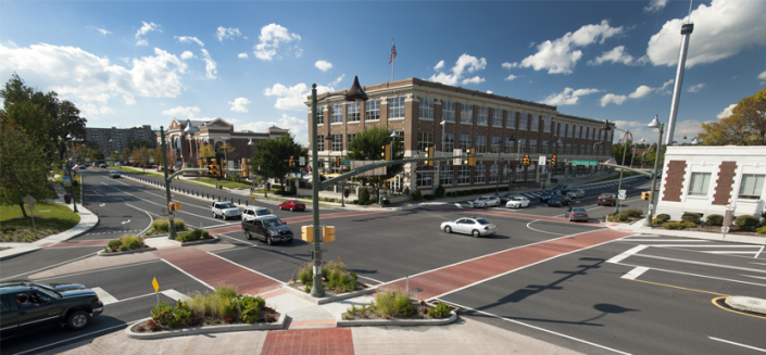 Hershey Square Improvements (PA743 & US 422)