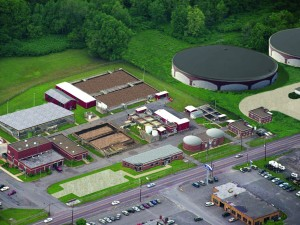 Milton Regional Sewer Authority's Wastewater to Energy Treatment Plant