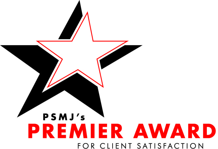 PSMJ Premier Award for Client Satisfaction
