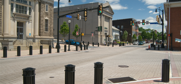 Main Street District Streetscape Improvements
