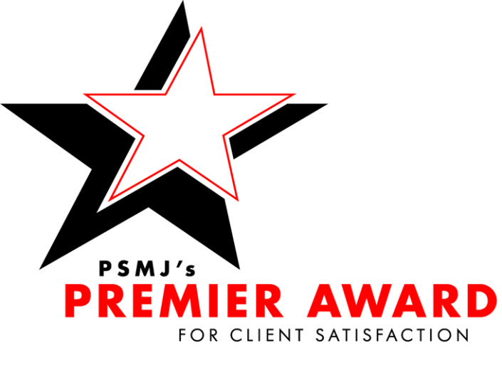 PSMJ Premier Client Satisfaction Award