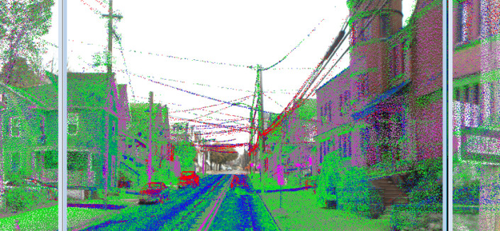 Steelton Borough Laser Scanning