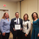 HRG accepts WTS Employer of the Year award