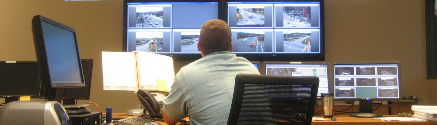 Cranberry Traffic Control Center