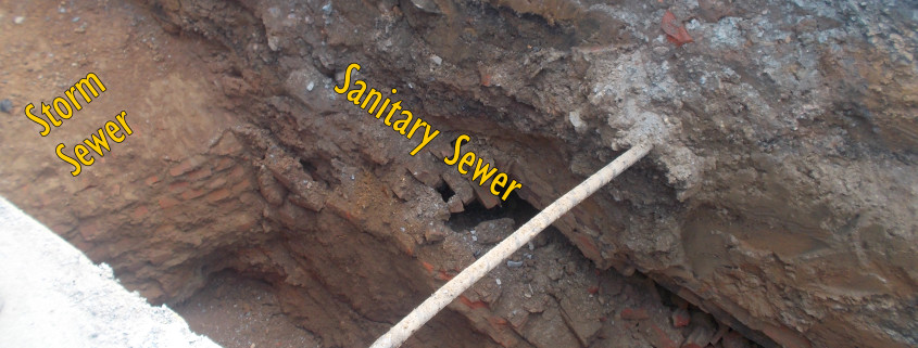 Middletown sewer connection