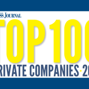 Central Penn Business Journal's Top 100 Private Companies 2016