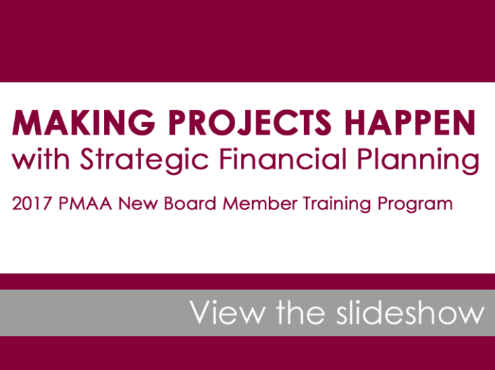 Strategic Financial Planning Slideshow