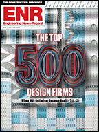 Hrg ranked among nation 39 s top 500 design firms for Top architecture firms 2017