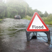 Featured - Flood Control article in Borough News
