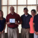Featured: HRG accepts CPWQA's 2017 Certificate of Appreciation