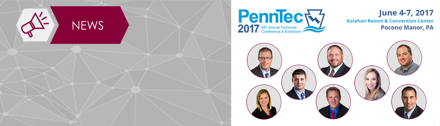 News: HRG Making 9 Presentations at PENNTEC 2017