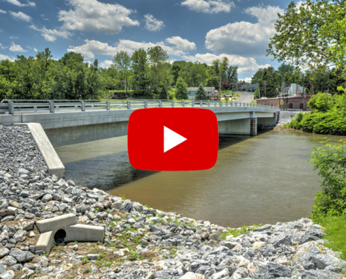 VIDEO: Duke Street Bridge Wins Safety Award