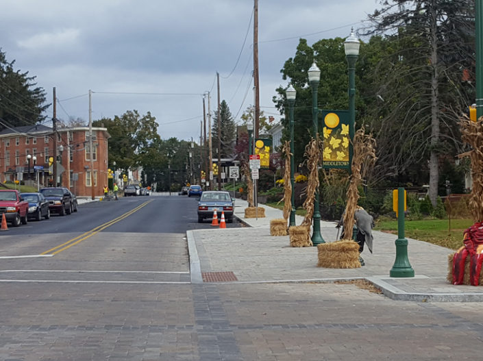 Middletown Streetscape
