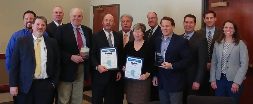 Park Boulevard realignment wins Premier Project award